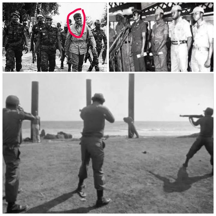 How Rawlings Escaped Firing Squad After Being Sentenced To Death And Later Completed The Coup 4